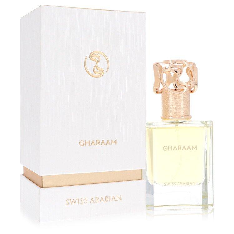 Swiss Arabian Gharaam by Swiss Arabian –  Eau De Parfum Spray (Unisex) 1.7 oz 50 ml