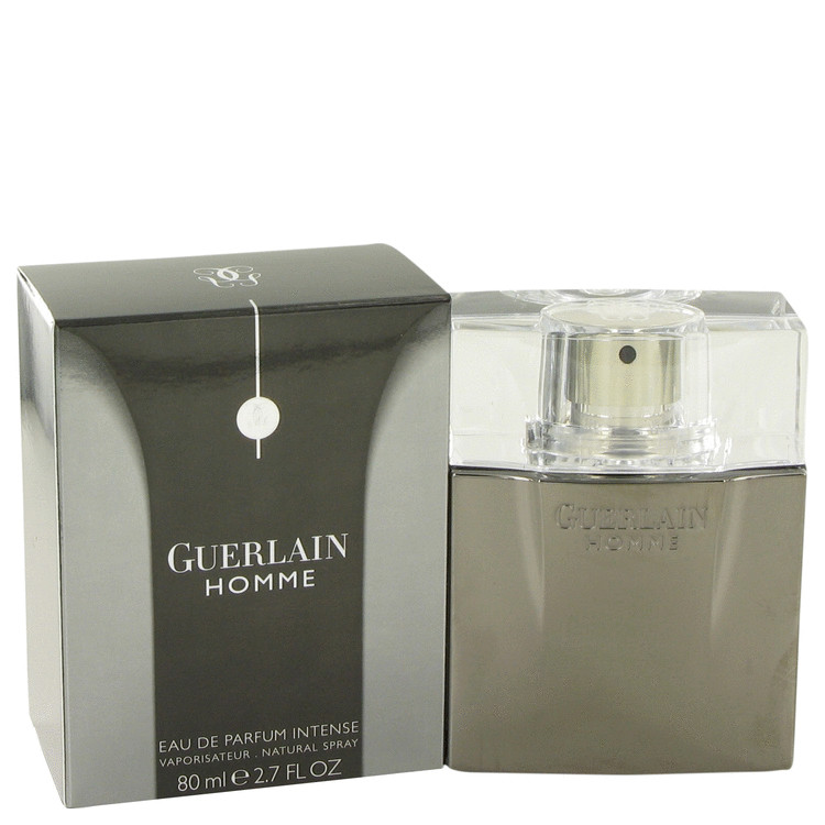 Guerlain Homme Intense Cologne by Guerlain 2.7 oz EDP Spay for Men