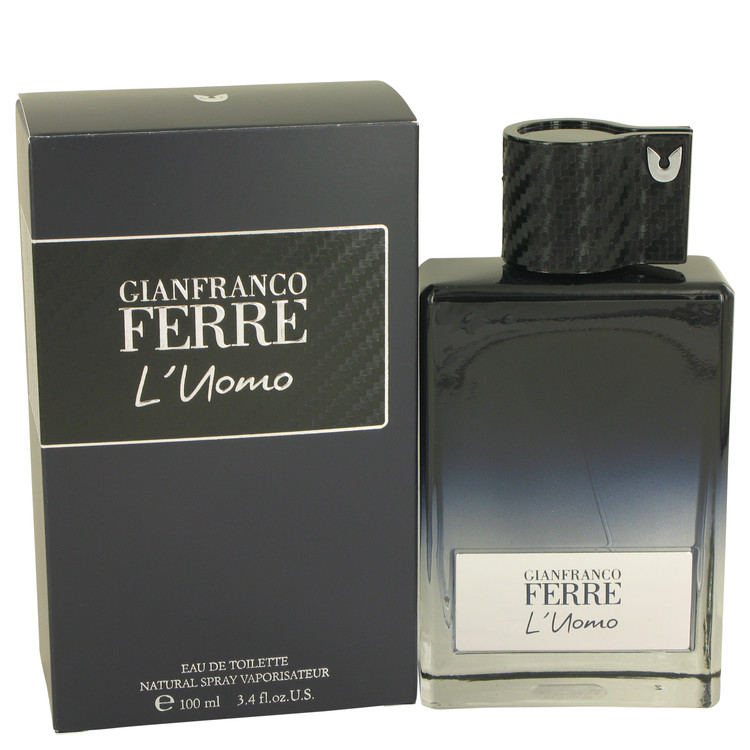 Gianfranco Ferre L'uomo Cologne 3.4 oz EDT Spay for Men