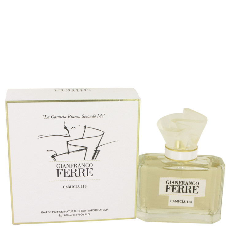 Gianfranco Ferre Camicia 113 Perfume 3.4 oz EDP Spay for Women