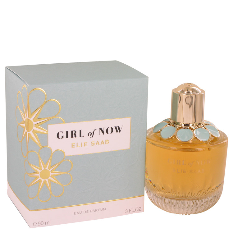 Girl of Now by Elie Saab for Women Eau De Parfum Spray 3 oz