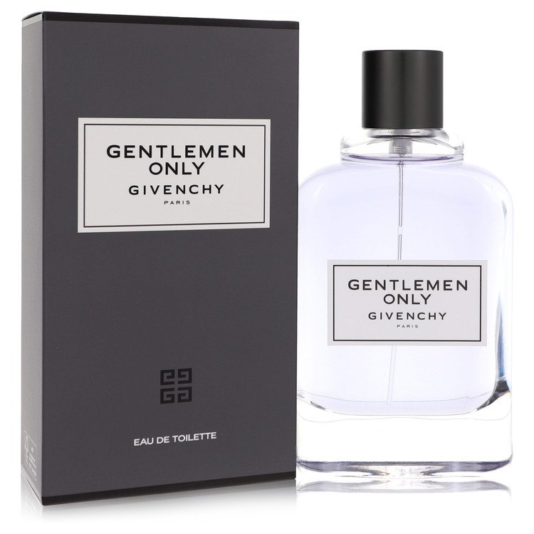 Gentlemen Only Cologne by Givenchy 3.4 oz EDT Spay for Men