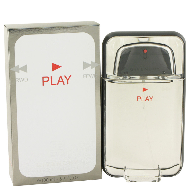 Givenchy Play by Givenchy for Men Eau De Toilette Spray 3.4 oz