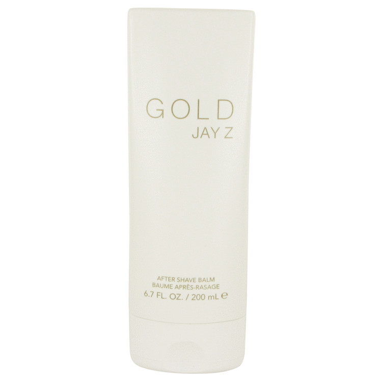 Gold Jay Z by Jay-Z for Men After Shave Balm 6.7 oz