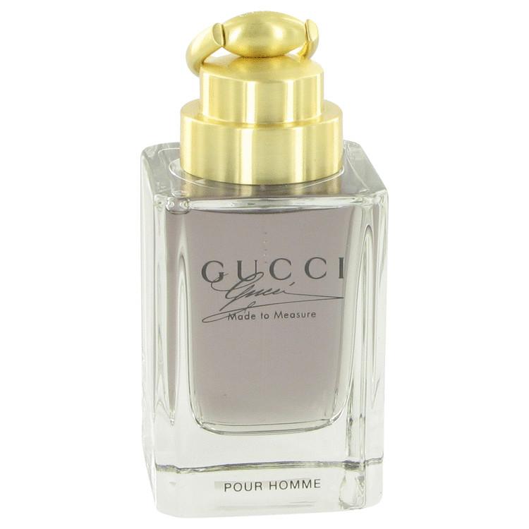 Gucci Made to Measure by Gucci for Men Eau De Toilette Spray (Tester) 3 oz