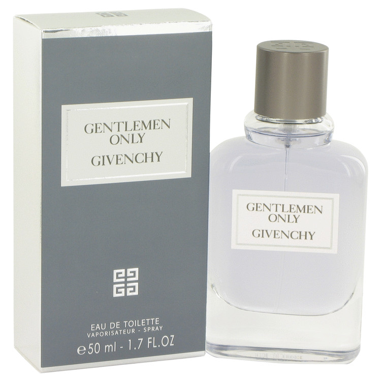 Gentlemen Only by Givenchy for Men Eau De Toilette Spray 1.7 oz