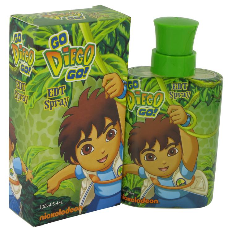 Go Diego Go! by Marmol & Son Men's Eau De Toilette Spray 3.4 oz