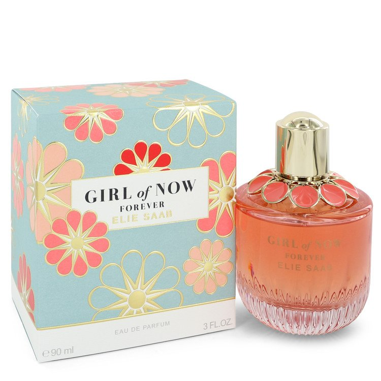 Girl of Now Forever by Elie Saab Eau De Parfum Spray 3 oz for Women