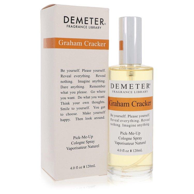 Demeter Graham Cracker by Demeter Cologne Spray 4 oz for Women