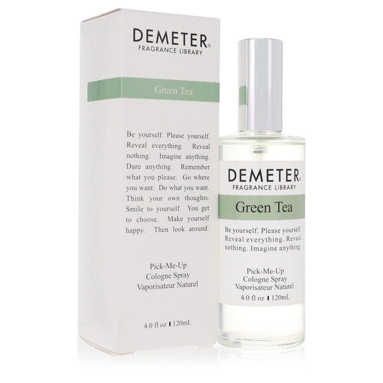 Demeter Green Tea by Demeter –  Cologne Spray 4 oz 120 ml for Women
