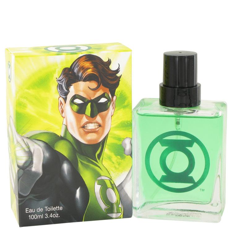 Green Lantern by Marmol & Son for Men Eau De Toilette Spray 3.4 oz