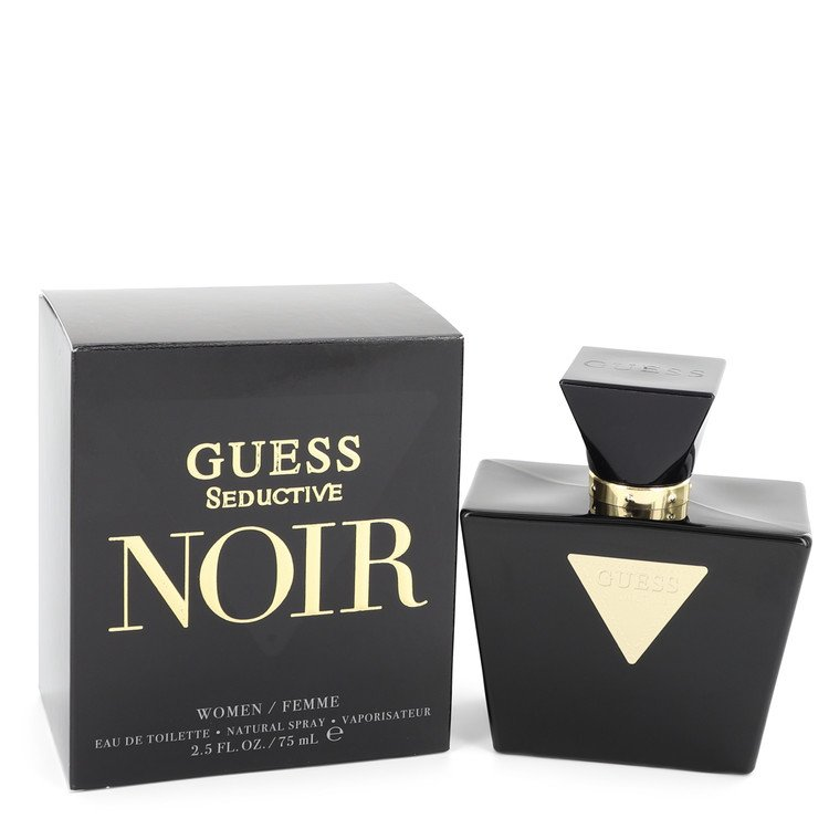 Guess Seductive Noir by Guess –  Eau De Toilette Spray 2.5 oz 75 ml for Women