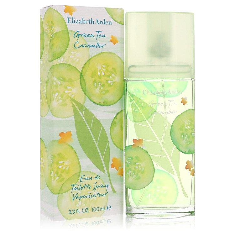 Elizabeth Arden Green Tea Cucumber Perfume 3.3 oz EDT Spay for Women Spray