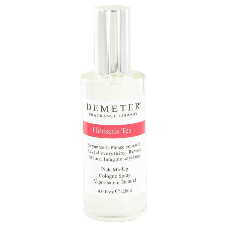 Demeter Hibiscus Tea by Demeter –  Cologne Spray 4 oz 120 ml for Women