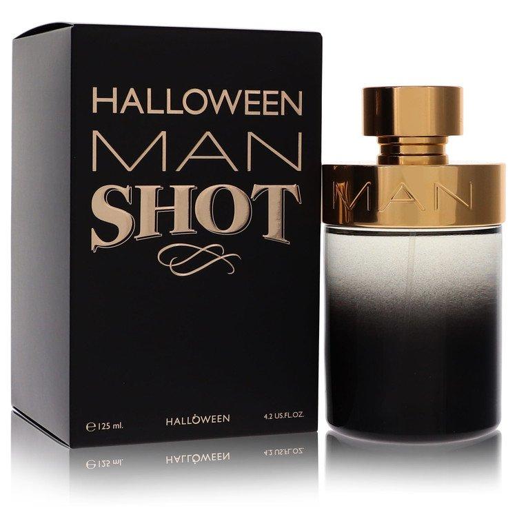 Halloween Man Shot Cologne by Jesus Del Pozo 4.2 oz EDT Spay for Men
