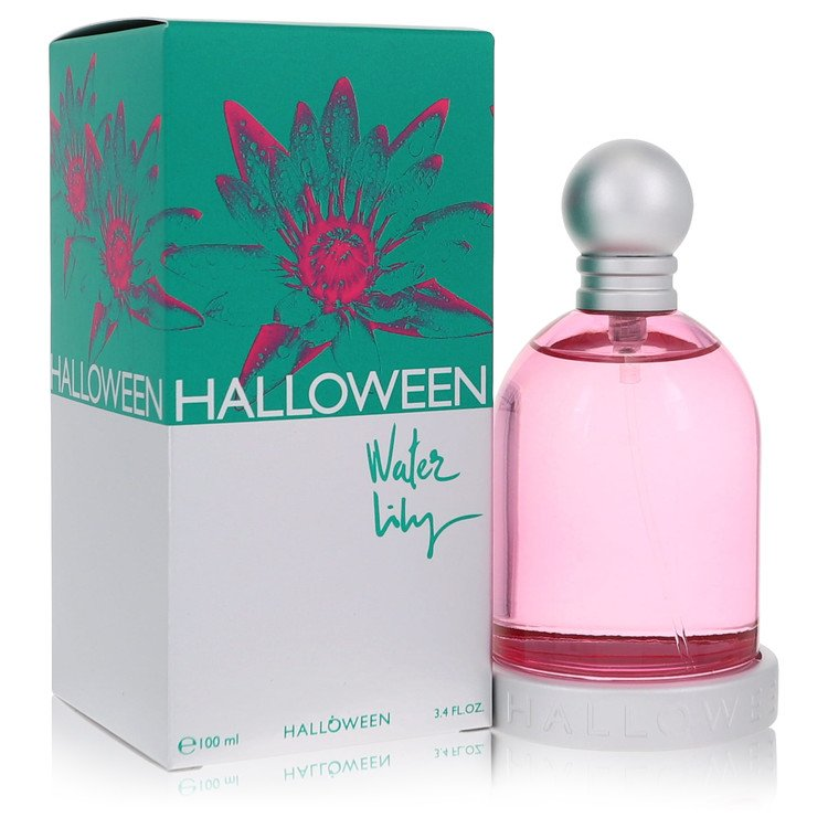 Halloween Water Lilly by Jesus Del Pozo for Women Eau De Toilette Spray 3.4 oz