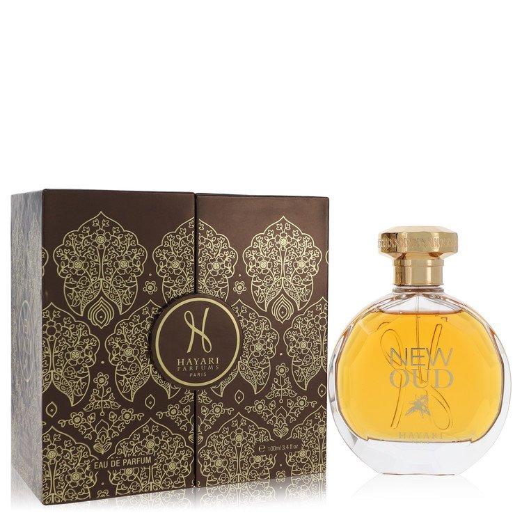 Hayari New Oud by Hayari Men's Eau De Parfum Spray (Unisex) 3.4 oz
