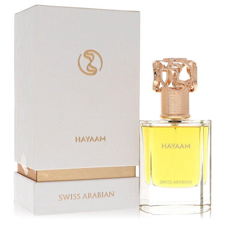 Swiss Arabian Hayaam by Swiss Arabian –  Eau De Parfum Spray (Unisex) 1.7 oz 50 ml