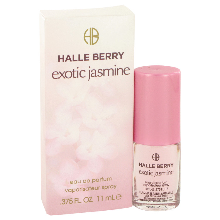 Halle Berry Exotic Jasmine by Halle Berry for Women Eau De Parfum Spray .375 oz
