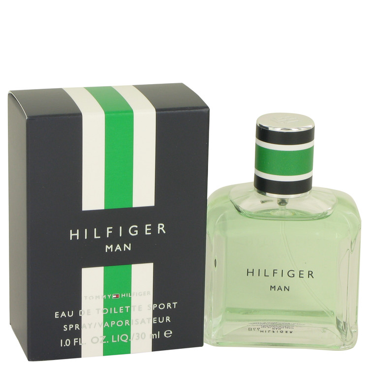 Hilfiger Man Sport Cologne by Tommy Hilfiger 1 oz EDT Spay for Men