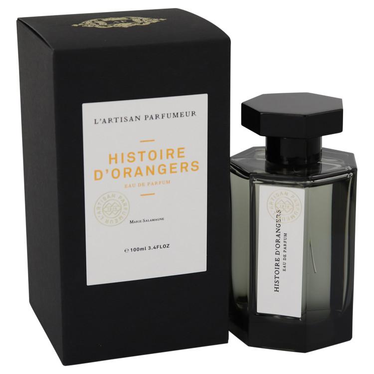 Histoire D\'orangers by L\'artisan Parfumeur for Women Eau De Parfum Spray (Unisex) 3.4 oz