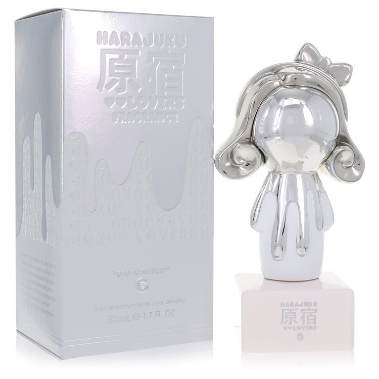 Harajuku Lovers Pop Electric G Perfume 1.7 oz EDP Spay for Women