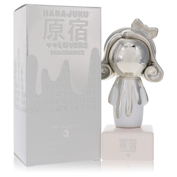 Harajuku Lovers Pop Electric G by Gwen Stefani for Women Eau De Parfum Spray 1 oz