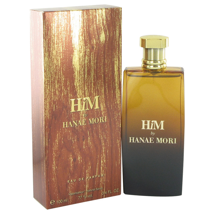 Hanae Mori Him Cologne by Hanae Mori 3.4 oz EDP Spay for Men