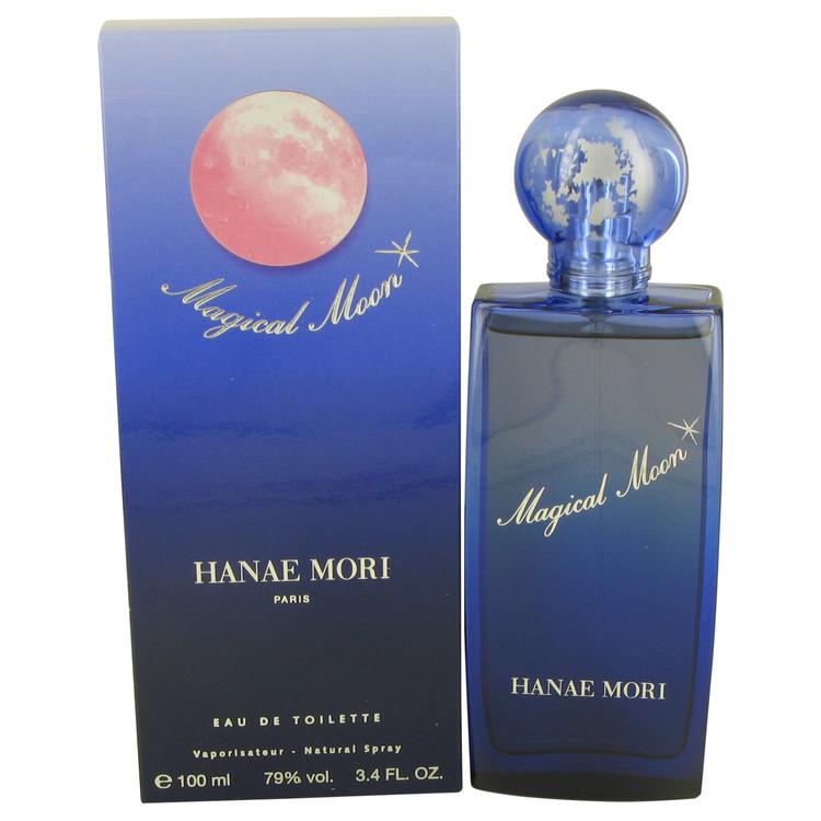 Magical Moon Perfume by Hanae Mori 3.4 oz EDT Spay for Women