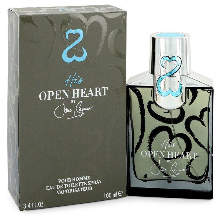 His Open Heart by Jane Seymour