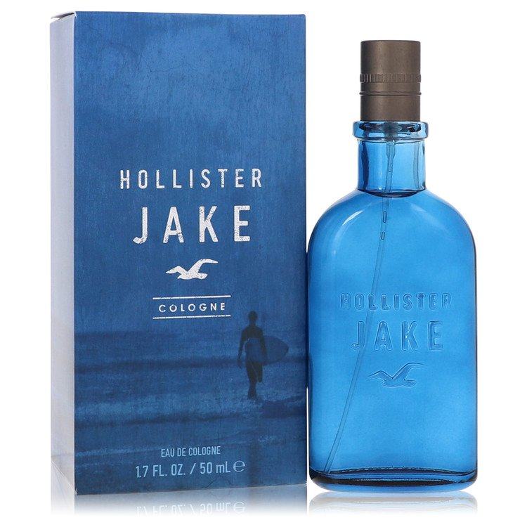 Hollister Jake Blue by Hollister for Men Eau De Cologne Spray 1.7 oz