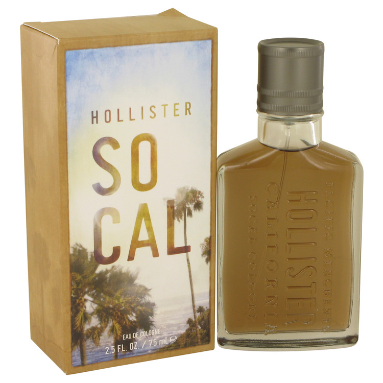 Hollister So Cal Cologne by Hollister 2.5 oz Cologne Spray for Men