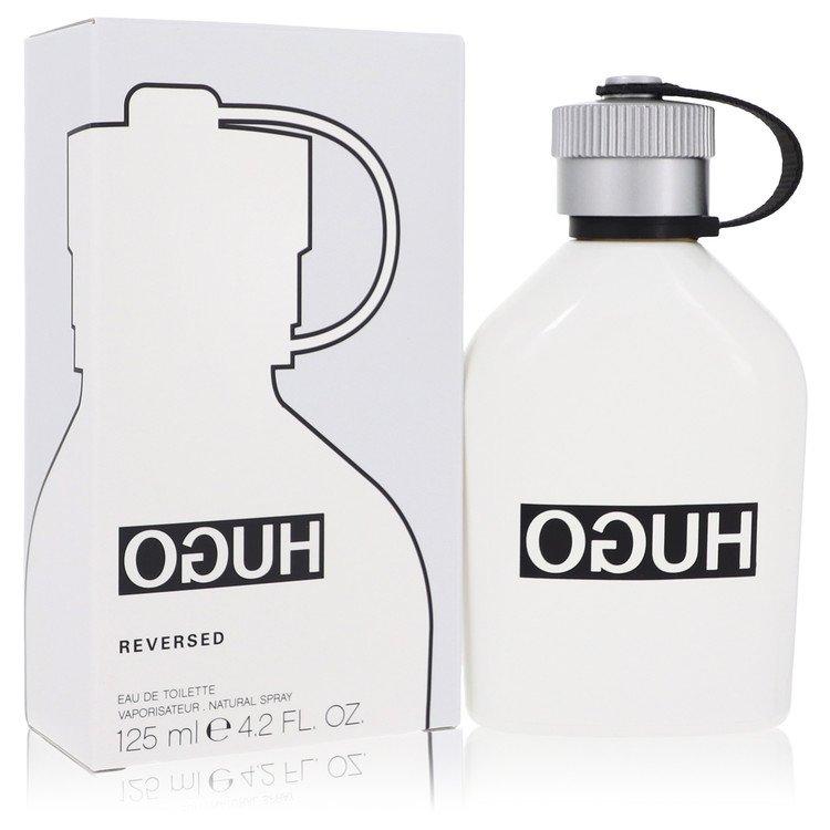 Hugo Reversed by Hugo Boss –  Eau De Toilette Spray 4.2 oz 125 ml for Men
