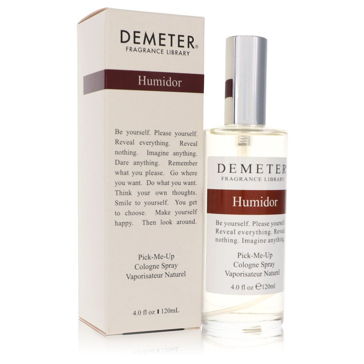 Demeter by Demeter for Women Humidor Cologne Spray 4 oz