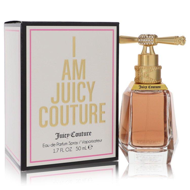 I am Juicy Couture by Juicy Couture for Women Eau De Parfum Spray 1.7 oz