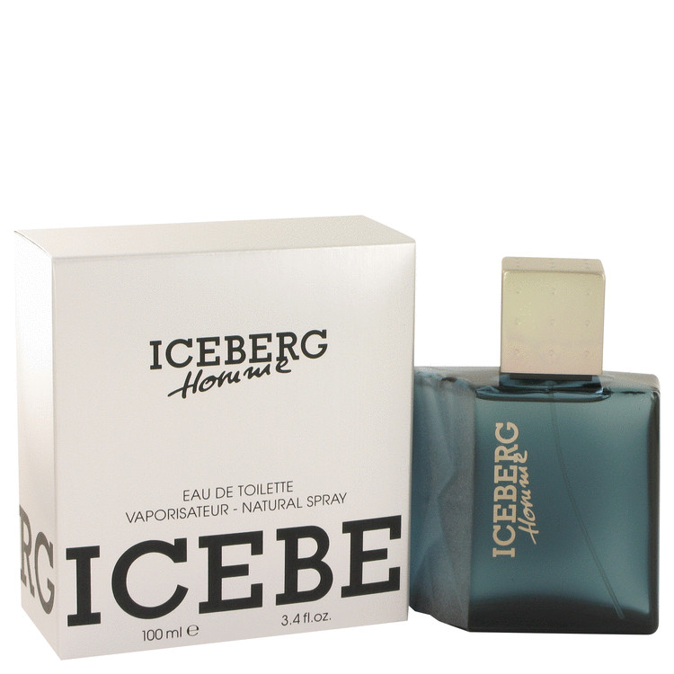 Iceberg Homme Cologne by Iceberg 3.4 oz EDT Spray for Men