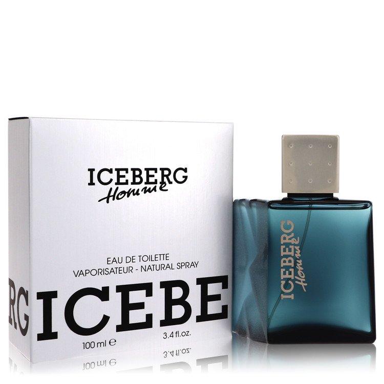 Iceberg Homme by Iceberg for Men Eau De Toilette Spray 3.4 oz