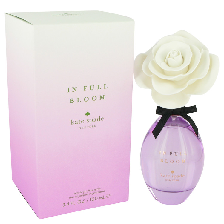 In Full Bloom Perfume by Kate Spade 3.4 oz EDP Spay for Women