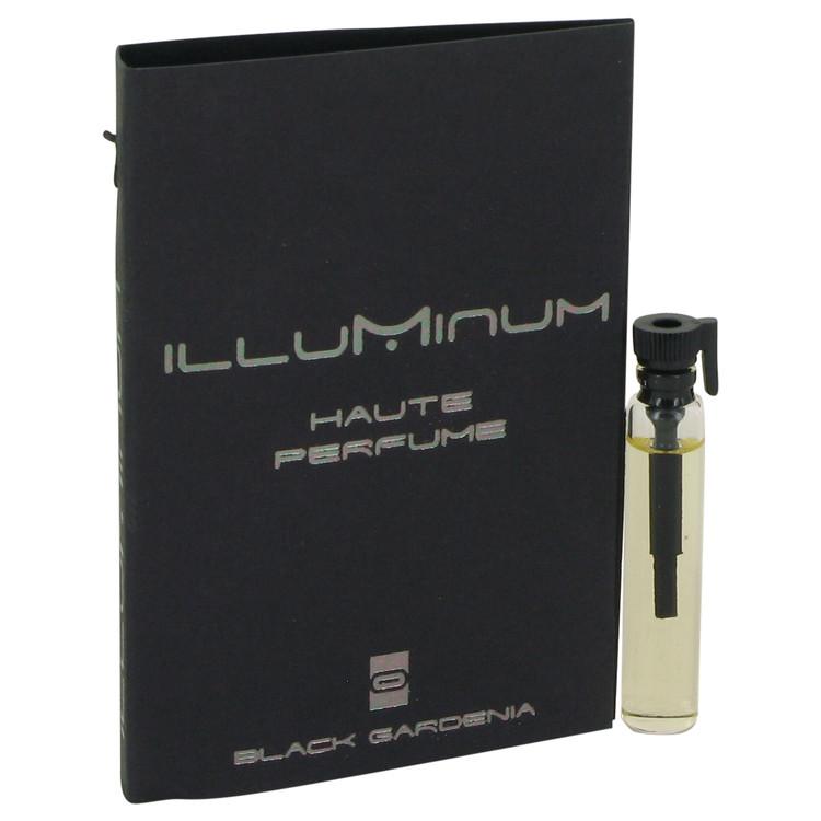 Illuminum Black Gardenia by Illuminum for Women Vial (Sample) .05 oz