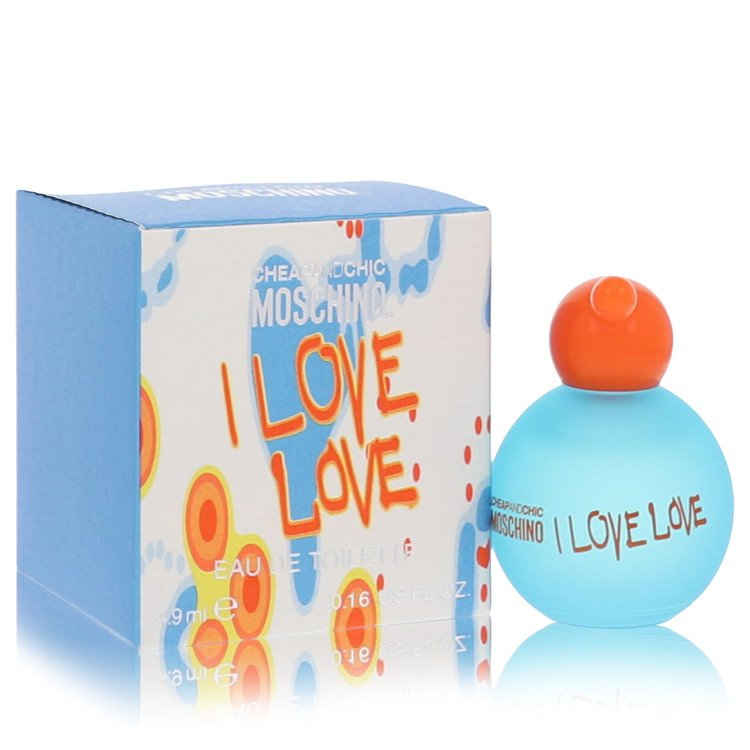 I Love Love by Moschino for Women Mini EDT .17 oz