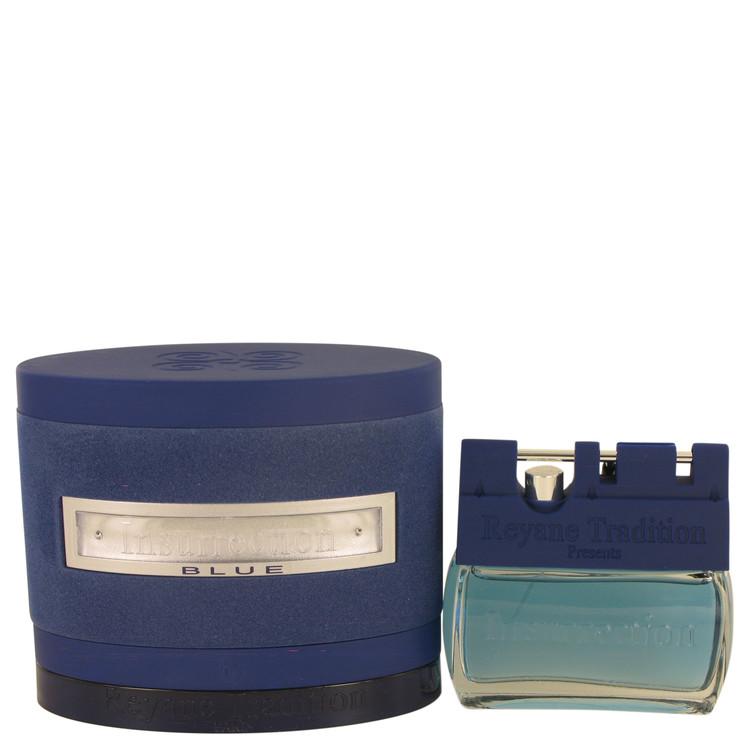 Insurrection Blue by Reyane Tradition for Men Eau De Toilette Spray 3.3 oz