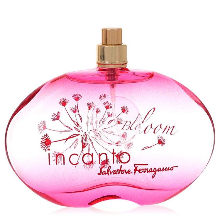 Incanto Bloom Perfume 3.4 oz EDT Spray Tester for Women