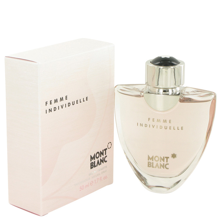 Individuelle Perfume by Mont Blanc 1.7 oz EDT Spay for Women