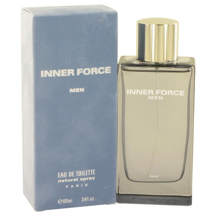 Inner Force by Glenn Perri for Men Eau De Toilette Spray 3.4 oz