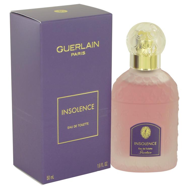 Insolence by Guerlain for Women Eau De Toilette Spray (New Packaging) 1.6 oz