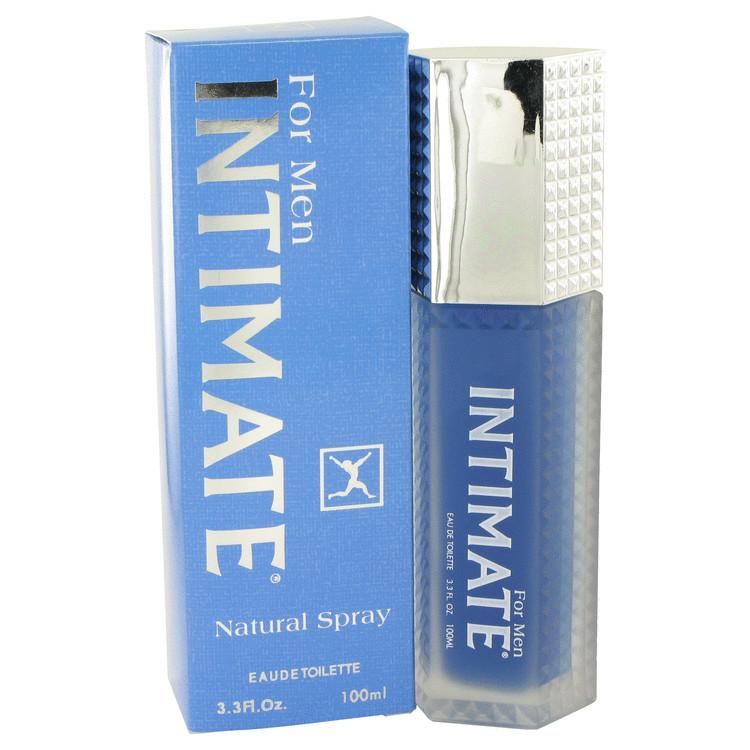 Intimate Blue by Jean Philippe for Men Eau De Toilette Spray 3.4 oz