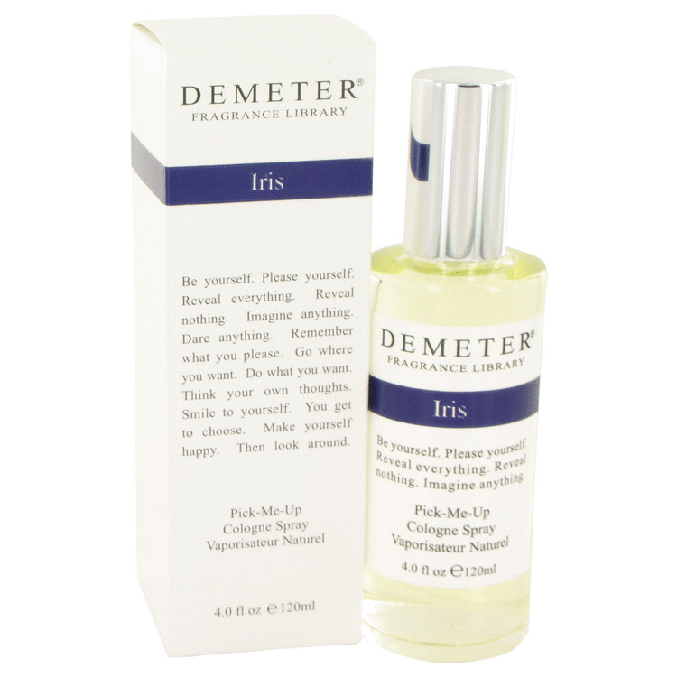 Demeter by Demeter for Women Iris Cologne Spray 4 oz