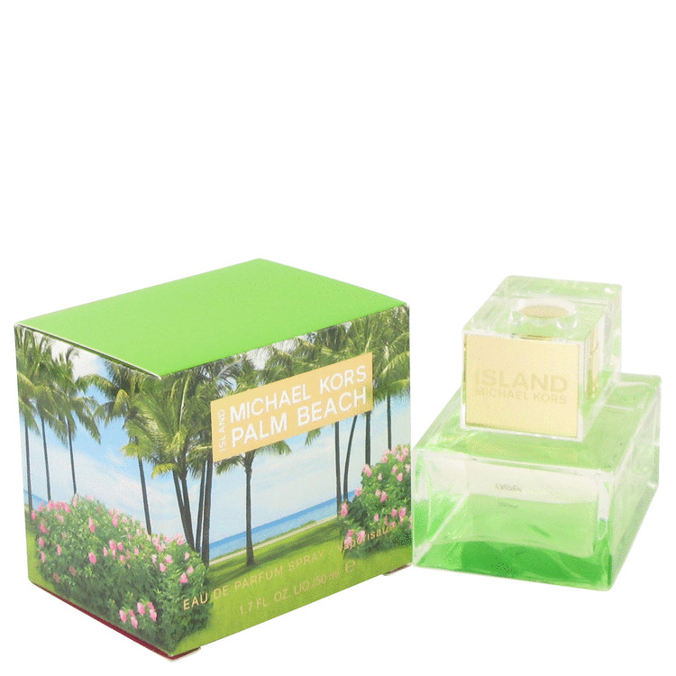 Island Palm Beach Perfume by Michael Kors 1.7 oz EDP Spay for Women