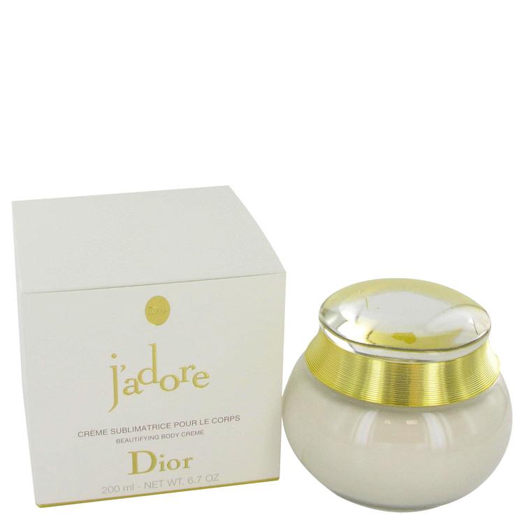 JADORE by Christian Dior for Women Body Cream 6.7 oz