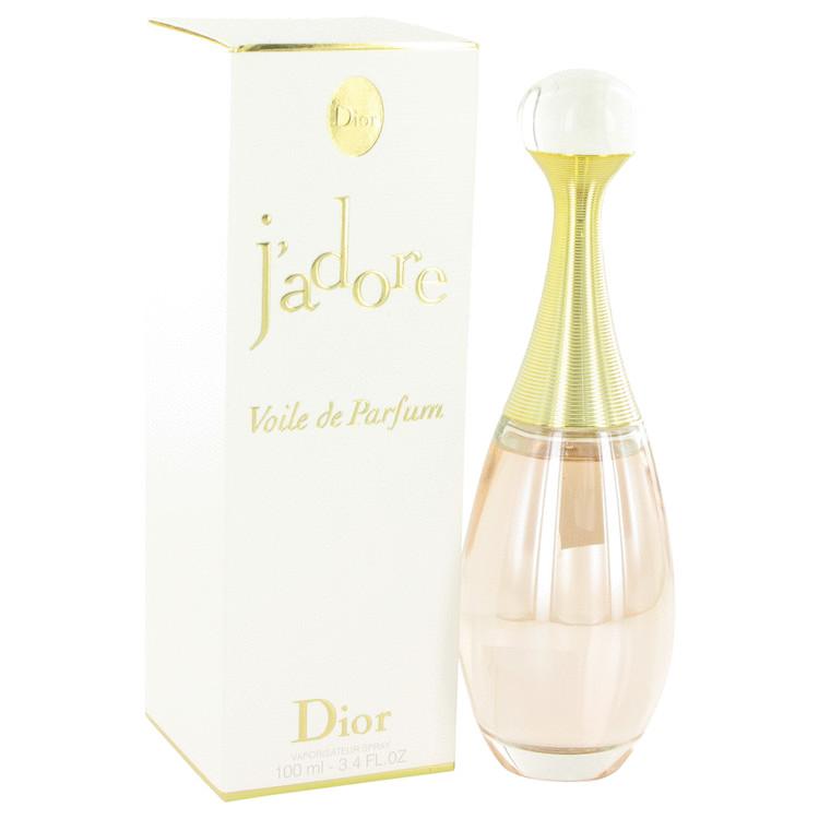 Jadore Voile De Parfum by Christian Dior for Women Eau De Parfum Spray 3.4 oz